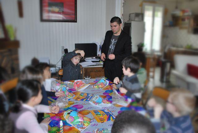 Atelier de magie - magicien enfants - Magie Magicien-1