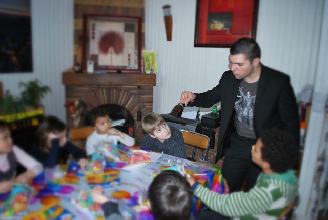 Atelier de magie - magicien enfants - Magie Magicien-3