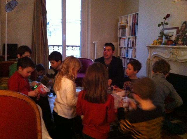 Atelier de magie - magicien enfants - Magie Magicien -4