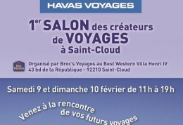 Salon des créateurs de voyages