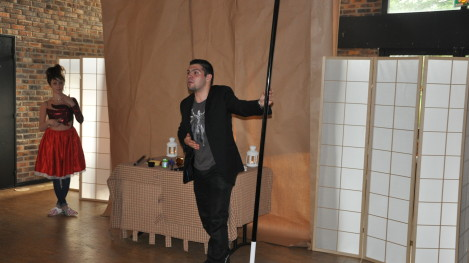 Spectacle de magie pour enfants à Saint Quentin pour le groupe CESL