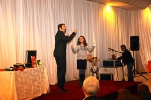 Spectacle magie Hanouka 2013-2