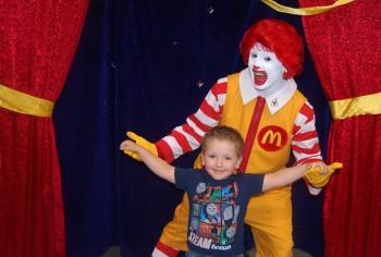 Spectacle de magie pour enfant - Pleumeleuc - Magie Magicien