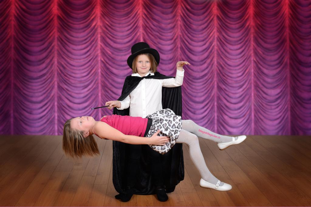 Atelier de magie pour enfant